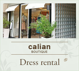 calian BOUTIQUE Dress rental